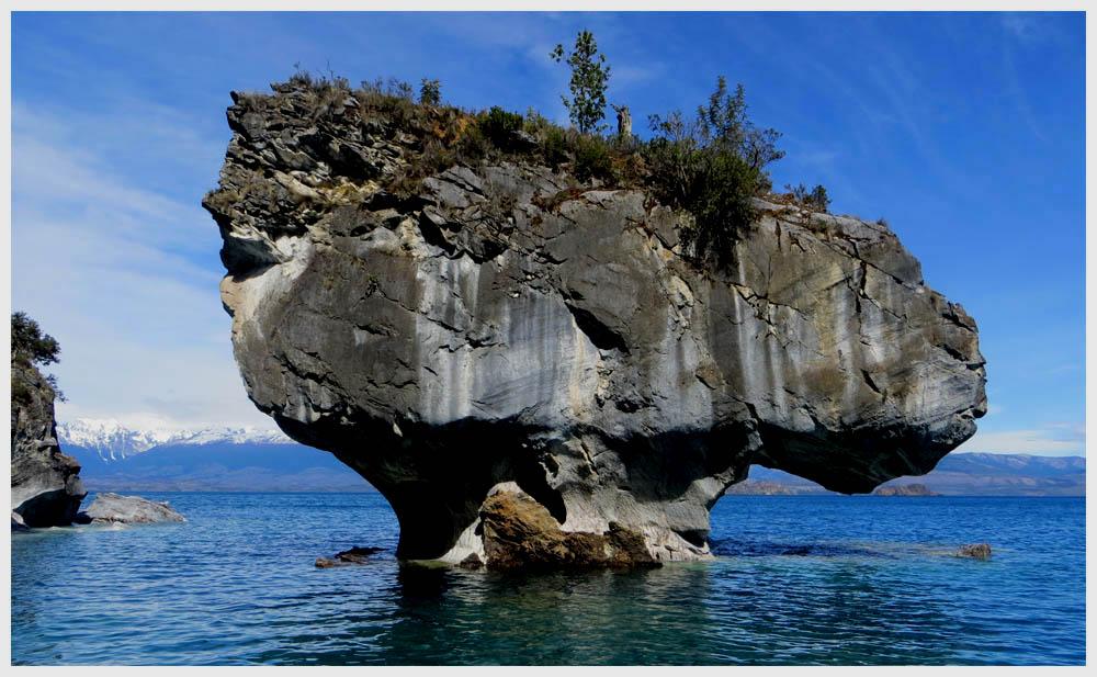 Puerto tranquilo marmorh hlen cuevas de marmol cavernas for Distribuidoras de marmol en chile