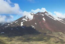 Volcán Casa Blanca