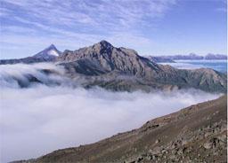 Cerro La Picada desde Volcán Osorno